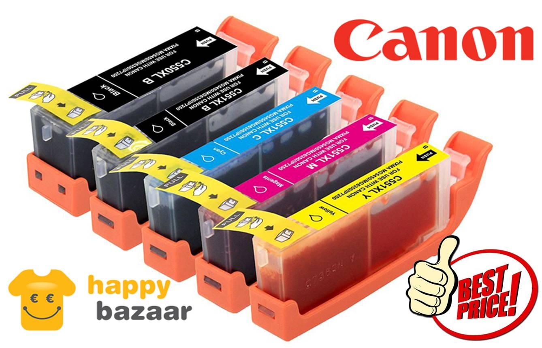 Μελάνια CANON συμβατά με τον εκτυπωτή σας! ... από 1,3€ / Μελάνι (η Καλύτερη τιμή της αγοράς) & με 2 Χρόνια Εγγύηση! Για Ζωντανά και ανθεκτικά χρώματα που μένουν ανεξίτηλα στο χρόνο
