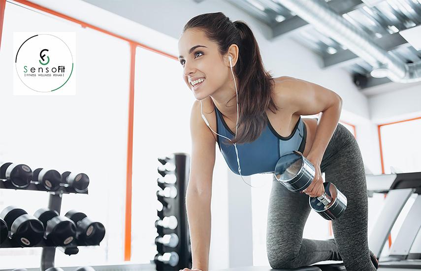 29€ από 55€ για απεριόριστο Πρόγραμμα Εκγύμνασης 1 ατόμου, για 1 ολόκληρο μήνα, στο ολοκαίνουργιο training studio ''SensoFit'' στο Χολαργό