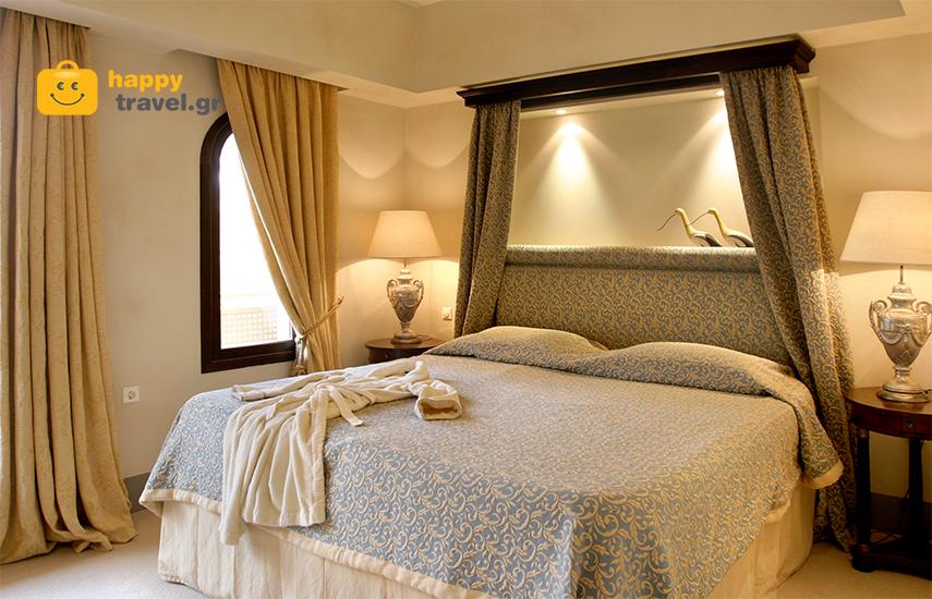 240€ από 420€ για 3ήμερη απόδραση 2 ατόμων στο πολυτελές 5* Le Convivial Luxury Suites & Spa στο Ξυλόκαστρο, σε σουίτα με Ρομαντικό Δείπνο & Spa