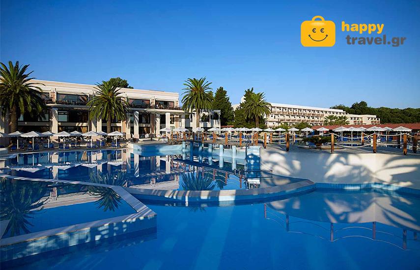 "All Inclusive Πάσχα στη ΚEΡΚΥΡΑ: 180€ για 4ήμερη απόδραση στο υπερπολυτελές ""Roda Beach Resort & Spa 5*"""