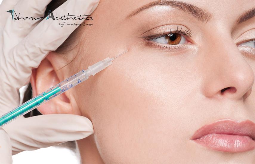 170€ από 300€ για 1 Full Face Botox (μέτωπο-πόδι της χήνας-μεσόφρυο) & ΔΩΡΟ 2 ενέσιμες Μεσοθεραπειες Προσώπου στο ''Dharma Aesthetics'' σε Πειραιά & Γλυφάδα