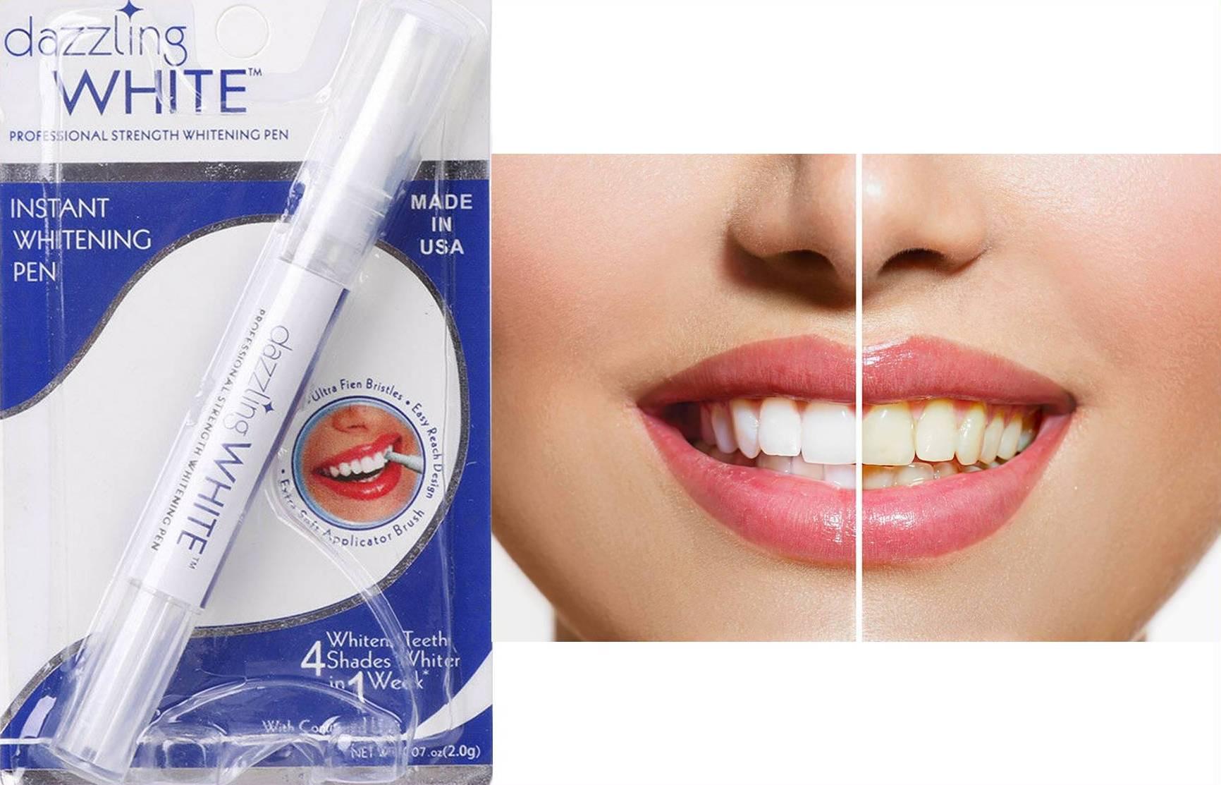 8,9€ από 20€ για το Dazzling White, το αποτελεσματικότερο σύστημα λεύκανσης δοντιών, που προσφέρει από την πρώτη κιόλας χρήση αστραφτερό χαμόγελο με τον πιο απλό και οικονομικό τρόπο!