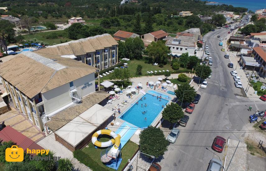 Διακοπές στην ΚΕΡΚΥΡΑ: Από 115€ για 4ήμερη απόδραση, με ALL INCLUSIVE διατροφή, στο εντυπωσιακό ''Silver Beach Hotel'' στη Ρόδα