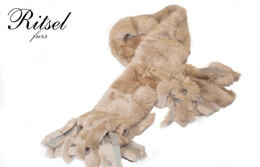 Aπό 17,9€ για Κασκόλ με Γούνα rex ή Γάντια κοφτά με Γούνα mouton, με ΔΩΡΕΑΝ μεταφορικά, από το