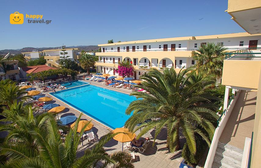 Διακοπές στη ΡΟΔΟ:  Από 112€ για 4ήμερη απόδραση, με ALL INCLUSIVE, στο MARATHON Hotel 4*, στα Κολύμπια