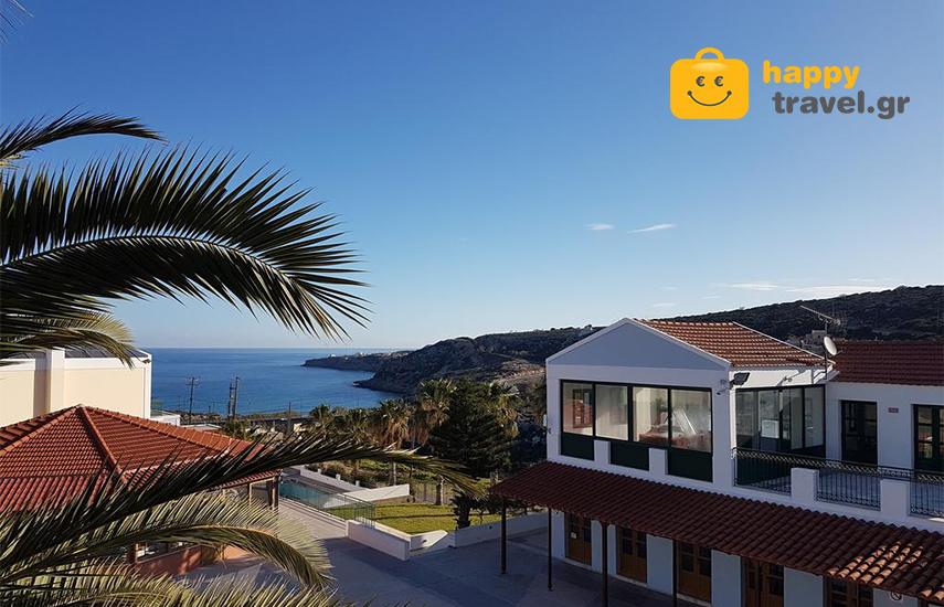 Διακοπές στην KΡΗΤΗ:  Από 65€ για 4ήμερη απόδραση με Πρωινό, στο Camari Garden Hotel, στο Ρέθυμνο