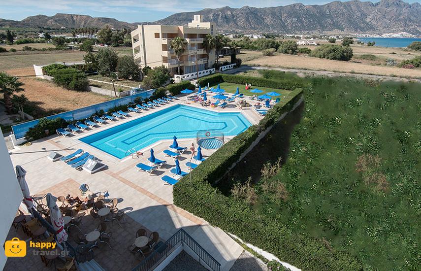 Διακοπές στην ΚΩ:  Από 47€ για 4ήμερη απόδραση με Πρωινό, στο Cleopatra Superior Hotel στην Καρδάμαινα