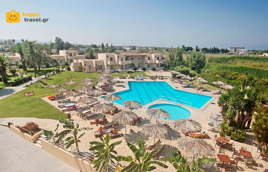 Διακοπές στην ΚΩ:  Από 122€ για 4ήμερη απόδραση με ALL INCLUSIVE, στο Roselands Hotel 3* στο Μαρμάρι