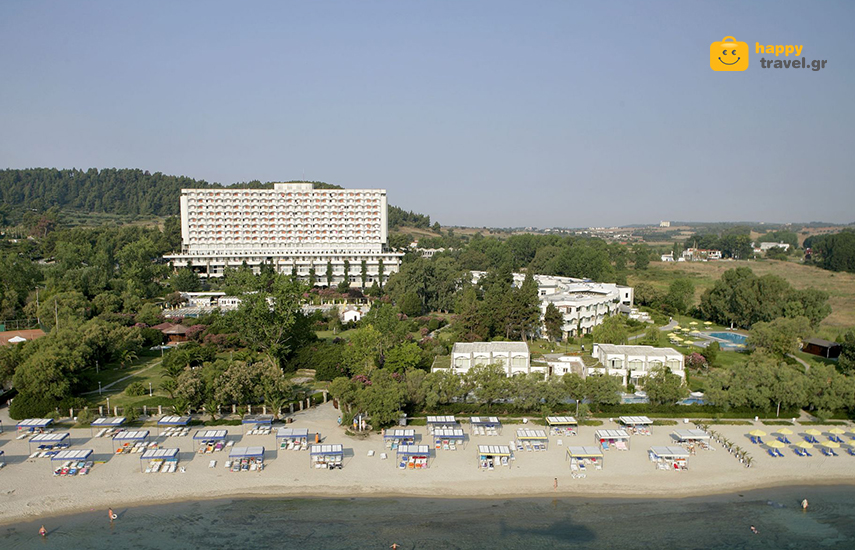 Διακοπές στη ΧΑΛΚΙΔΙΚΗ: Από 167€ για 5ήμερη απόδραση, με ΗΜΙΔΙΑΤΡΟΦΗ, στο ATHOS PALACE 4*, στην Καλλιθέα Χαλκιδικής