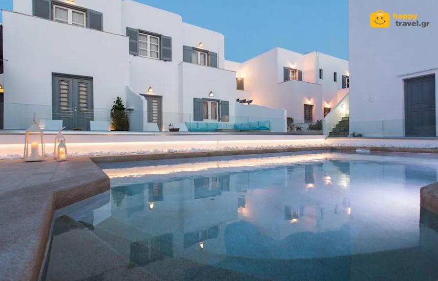 Διακοπές στην ΠΑΡΟ: Από 35€ για 2ήμερη απόδραση, στο πολυτελές VILLA KELLY Rooms & Suites, στη Νάουσα
