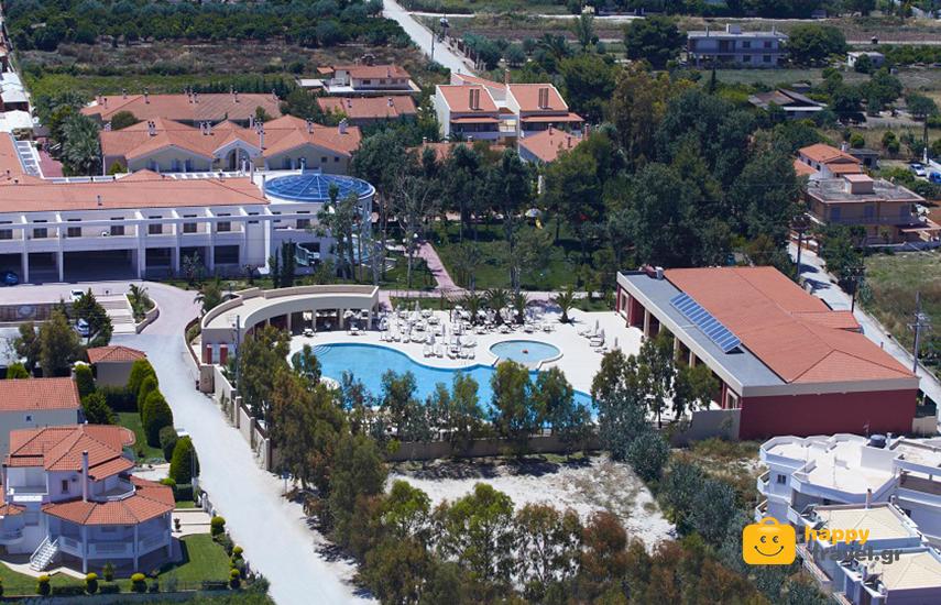 ΑΓ. ΠΝΕΥΜΑΤΟΣ στο ΒΡΑΧΑΤΙ ΚΟΡΙΝΘΙΑΣ: Από 188€ για 3-4ήμερη  απόδραση με Πλήρη Διατροφή & Ποτά στο 5* ALKYON Resort Hotel & Spa