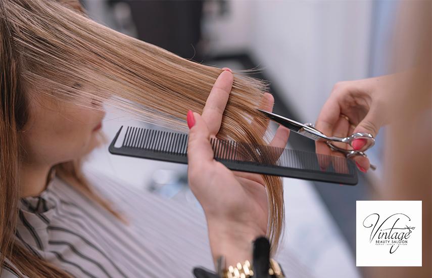12€ από 30€ για Κούρεμα, Χτένισμα & Ενυδατική Θεραπεία Μαλλιών, στο υπέροχο κέντρο ομορφιάς ''Vintage Beauty Saloon'' στον Άγιο Δημήτριο