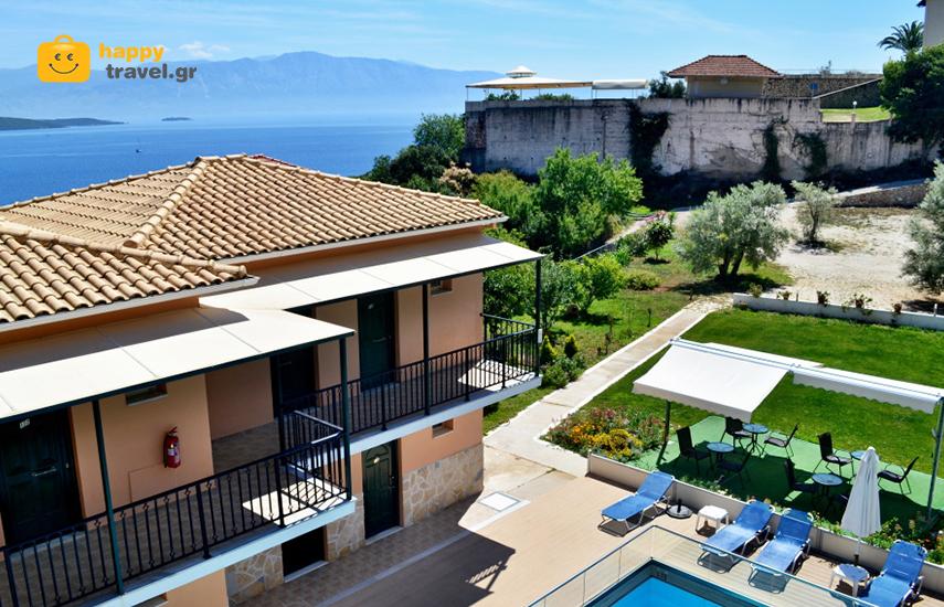 Διακοπές στην ΛΕΥΚΑΔΑ: Από 63€ για 4ήμερη απόδραση, με Πρωινό, στο υπέροχο ξενοδοχείο ''Vergina Star'' στην Νικιάνα