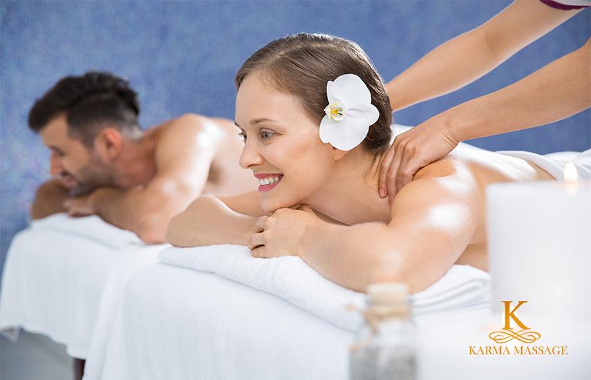 49,9€ από 100€ για Mini Day Spa με Sauna, Shower & Full Body Masage για 2 άτομα, διάρκειας 120', στον υπέροχο χώρο του ''Karma Massage'' στο κέντρο