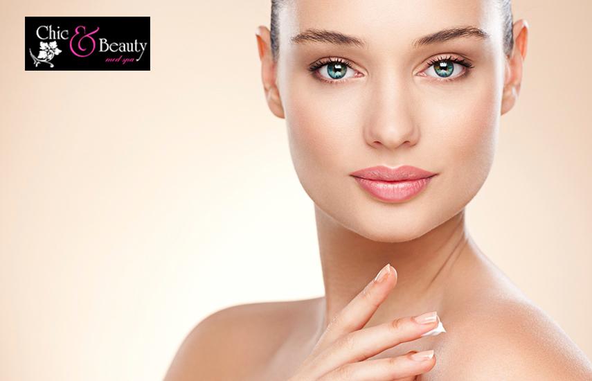 Aπό 19€ για 3 Θεραπείες Προσώπου (Καθαρισμός, RF, Φωτοανάπλαση) ή Συνεδρίες Προσώπου-Σώματος, στο ''Chic & Beauty'', στο Περιστέρι