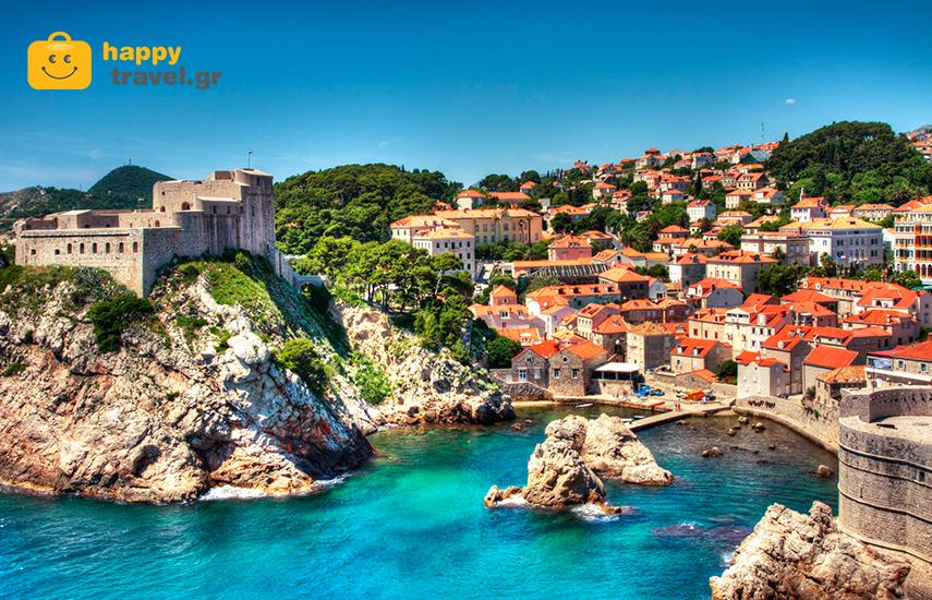 ΝΤΟΥΜΠΡΟΒΝΙΚ, 22-25 Μαίου στη καλύτερη τιμή της αγοράς! Από 259€ για 4 μέρες με Αεροπορικά, Ξενοδοχείο, Πρωινό & Φόρους εικόνα