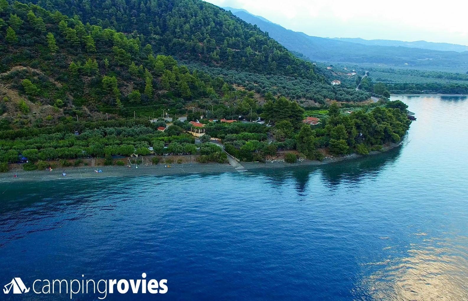 10,3€ από 21€ για 1 Διανυκτέρευση 2 ατόμων, με αυτόνομη πρόσβαση στην παραλία, θέση parking & παροχή ρεύματος, στο ειδυλλιακό ''Camping Rovies'' στην Βόρεια Εύβοια! Ίσως το καλύτερο camping της Ελλάδας!