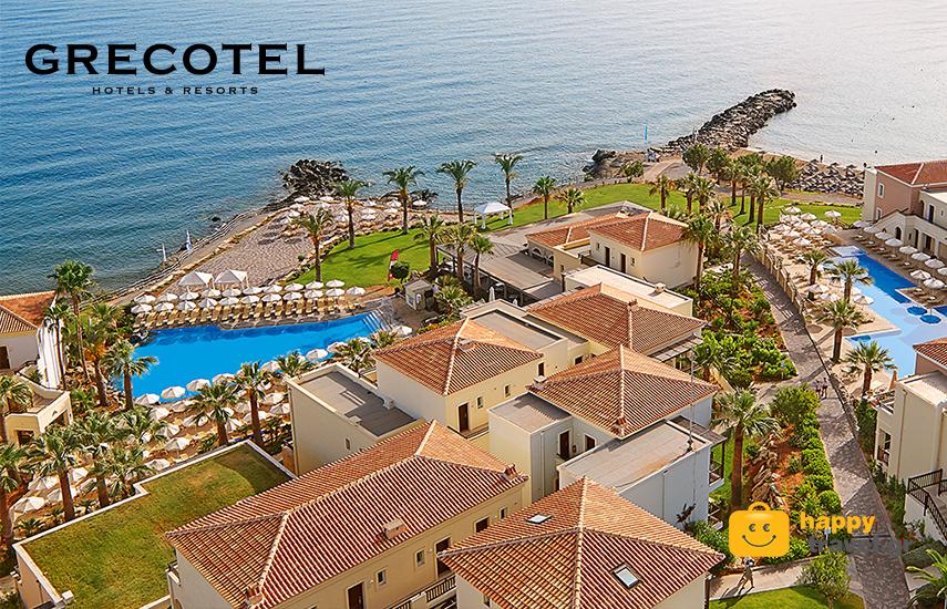 Διακοπές στα GRECOTEL! Από 145€ για ALL INCLUSIVE διανυκτέρευση 2 ατόμων στο ''Grecotel Club Marine Palace'' στο Ρέθυμνο