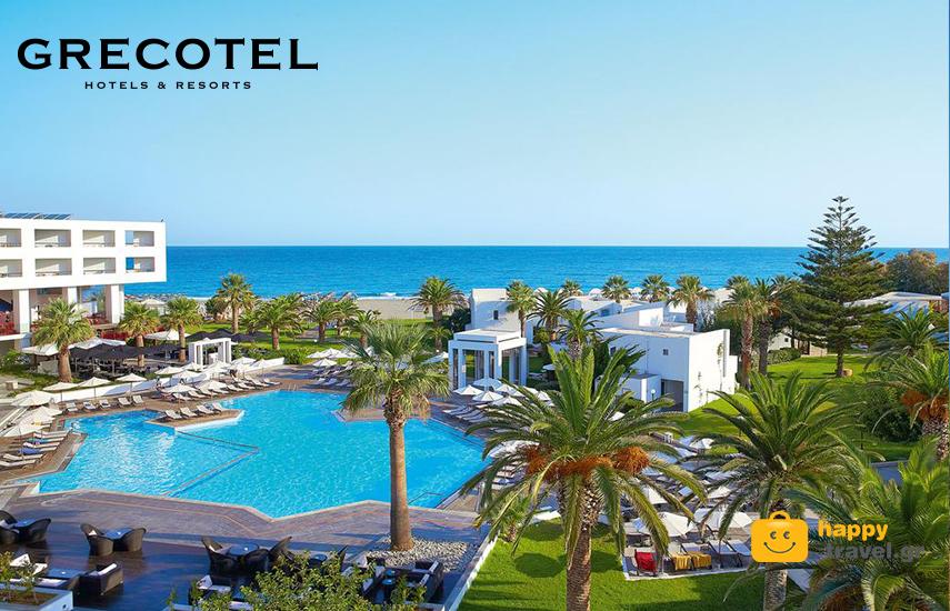 Διακοπές στα GRECOTEL! Από 135€ για διανυκτέρευση 2 ατόμων με Πρωινό στο ''Grecotel Creta Palace'' στο Ρέθυμνο