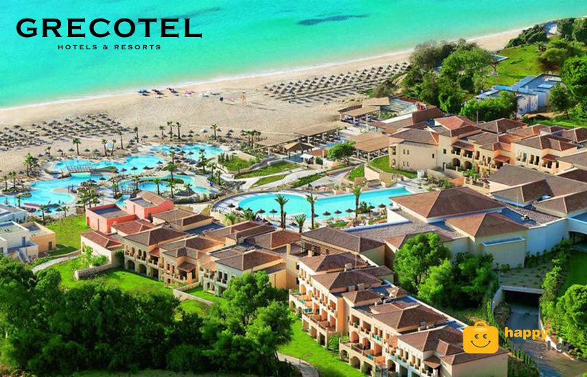 Διακοπές στα GRECOTEL! Από 140€ για ALL INCLUSIVE διανυκτέρευση 2 ατόμων στο ''Grecotel Ilia Palms & Aqua Park'' στη Κυλλήνη