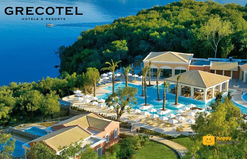 Διακοπές στα GRECOTEL! Από 130€ για  διανυκτέρευση 2 ατόμων με Πρωινό στο ''Grecotel Εva Palace'' στη Κέρκυρα