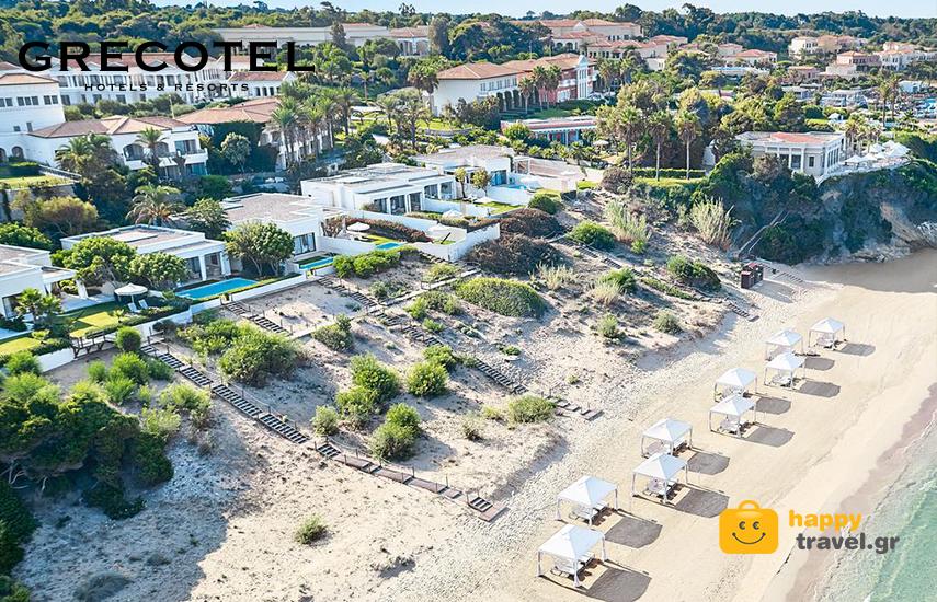 Διακοπές στα GRECOTEL! Από 300€ για διανυκτέρευση 2 ατόμων με Πρωινό στο ''Grecotel Mandola Rosa'' στη Κυλλήνη