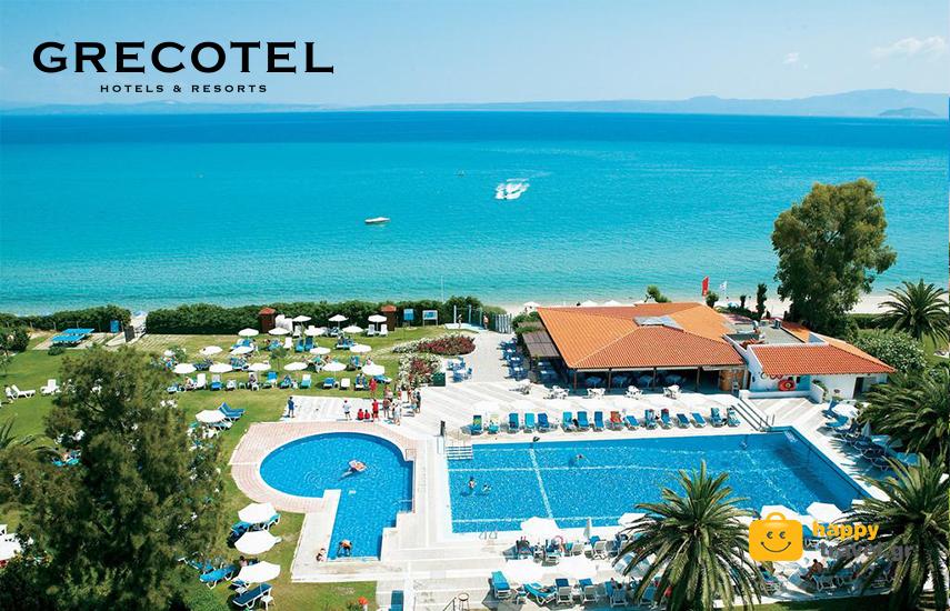 Διακοπές στα GRECOTEL! Από 100€ για διανυκτέρευση 2 ατόμων με Πρωινό στο ''Grecotel Pella Beach'' στη Χανιώτη Χαλκιδικής