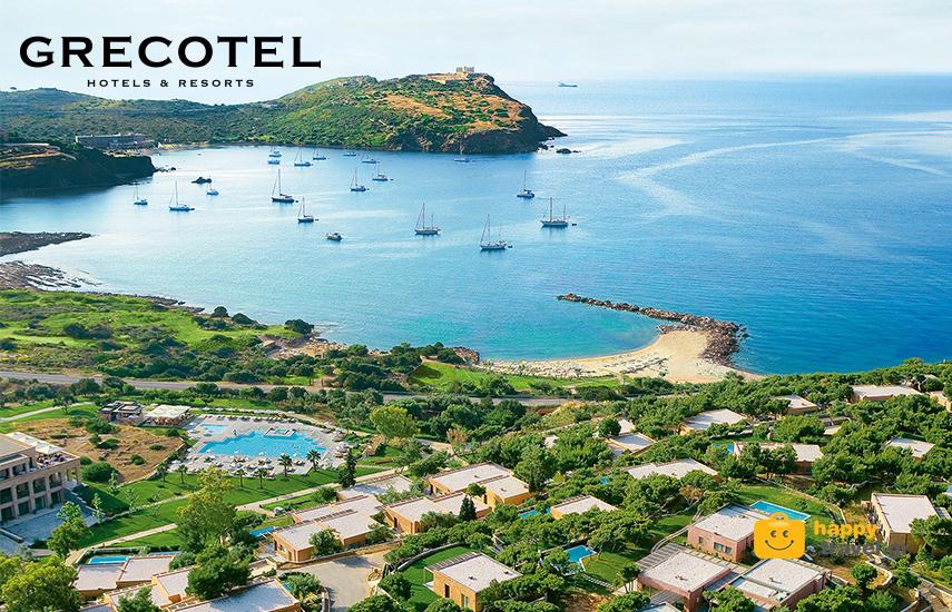 Διακοπές στα GRECOTEL! Από 175€ για διανυκτέρευση 2 ατόμων με Πρωινό στο 5* ''Grecotel Cape Sounio Exlusive Resort'' στο Σούνιο