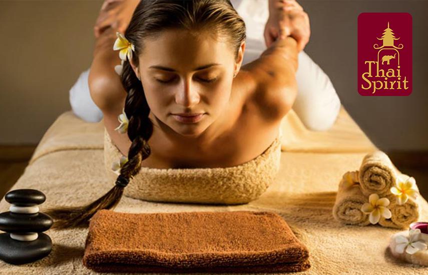 16,9€ από 30€ για 60' Thai oil Massage ή Thai Traditional, στον υπέροχο χώρο του ''Thai Spirit'' στην Εθνική Άμυνα