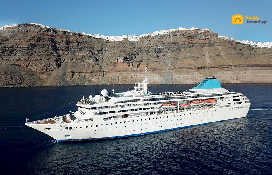 ΚΡΟΥΑΖΙΕΡΑ ΣΕ ΕΛΛΑΔΑ-ΚΥΠΡΟ-ΙΣΡΑΗΛ: 696€ για 7ήμερη All Inclusive Κρουαζιέρα με το πολυτελές κρουαζιερόπλοιο Horizon της Pullmantur Cruises