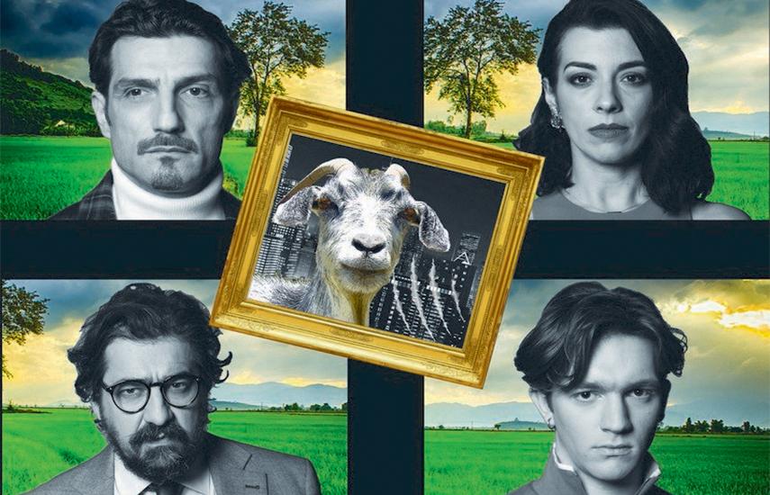 11€ από 17€ για είσοδο 1 ατόμου σε ένα από τα κορυφαία έργα της παγκόσμιας δραματουργίας ''ΓΙΔΑ ή ΠΟΙΑ ΕΙΝΑΙ Η ΣΥΛΒΙΑ?'', με Ν.Κουρή, Λ.Μιχαλοπούλου, Γ.Δρακόπουλο κα, 2η χρονιά επιτυχίας, στο θέατρο ''Θησείον-Ένα Θεάτρο για τις Τέχνες''