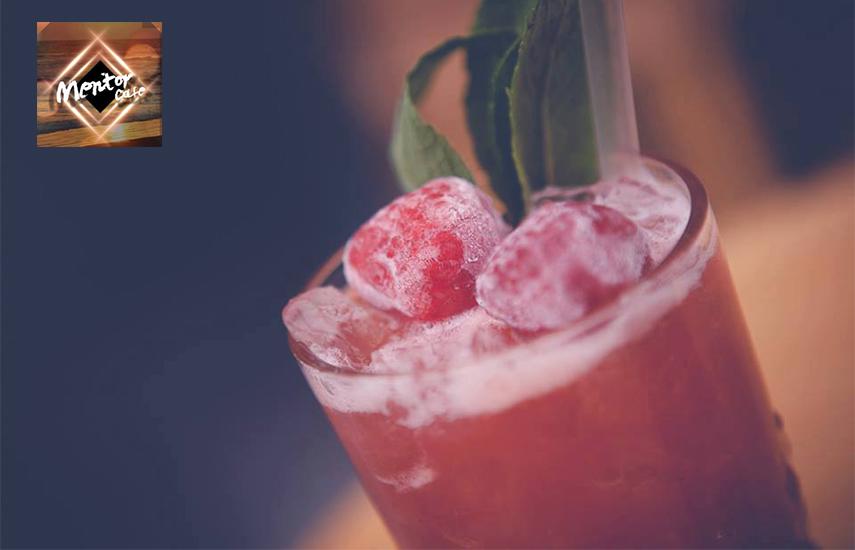 8€ από 16€ για 2 Cocktails της επιλογής σας, στο all time classic ''Mentor'' στον Πεζόδρομο του Απ. Παύλου, στην καρδιά του Θησείου