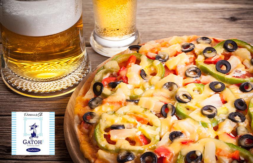 Από 9,9€ για Πίτσα - Μπύρες και Πιατέλα Αλλαντικών στον υπέροχο χώρο του ''Gatoh'' στην Αργυρούπολη