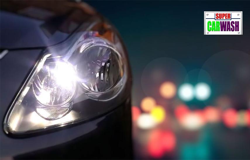 9,9€ από 40€ για Eπαγγελματικό Ξεθάμπωμα Θολών Φαναριών αυτοκινήτου, στο ''Super Car Wash'' στα Βριλήσσια