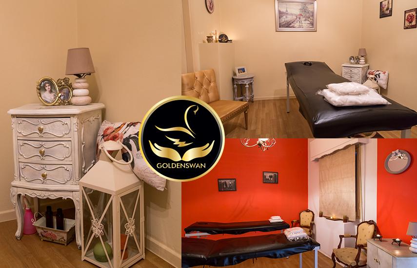 Από 12,9€/άτομο για Full Body Μυωχαλαρωτικό Μασάζ Aτομικό ή ΜΕ το Ταίρι σας, στο κέντρο αναζωογόνησης ''Golden Swan'' στην Κηφισιά