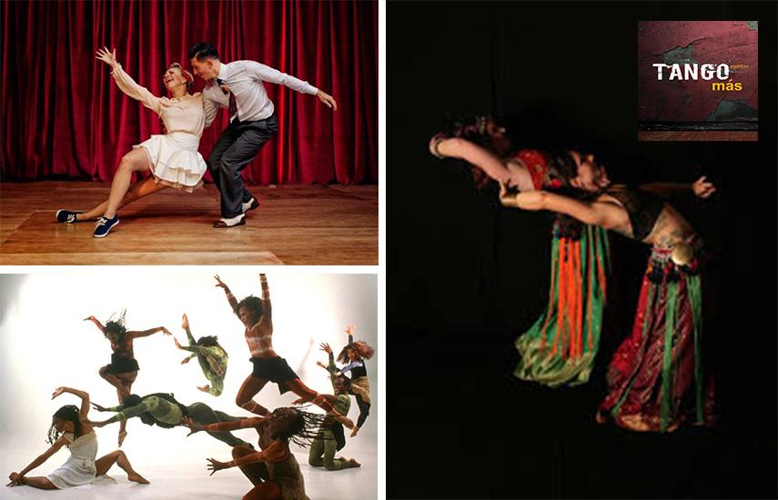 9€ από 25€ για μαθήματα Tribal Fusion Belly Dance, Afro Fusion ή Swing, διάρκειας 1 μήνα, στη σχολή χορού ''TANGOmás'', στη Δάφνη, δίπλα στο μετρό