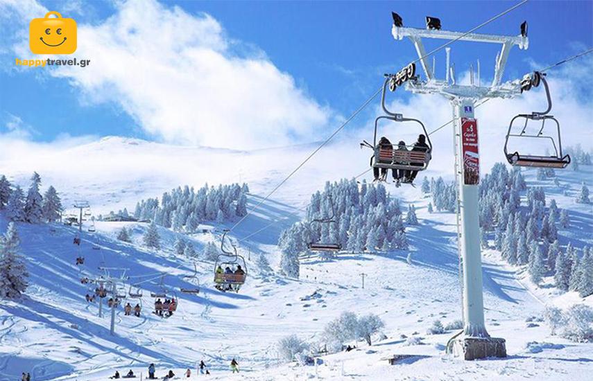 149€ για 3ήμερη Οδική, Πρωτοχρονιάτικη εκδρομή σε Έδεσσα-Καιμακτσαλάν-Λουτρά Πόζαρ, με Πρωινό, Μεταφορές, Εορταστικό Ρεβεγιόν, στο Alfa Hotel 3*