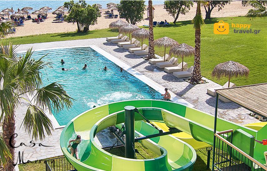 ΚΑΛΟΚΑΙΡΙ 2020 στα GRECOTEL με EARLY BOOKING: Aπό 595€ για 6 μέρες στο Casa Marron All Inclusive Resort στην Αχαία!