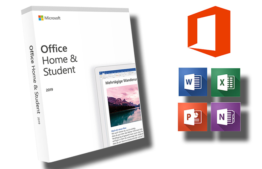 34,90€ από 149€ για Αυθεντικό Microsoft Office Home & Student 2019 for PC (Word-Excel-Powerpoint-OneNote)