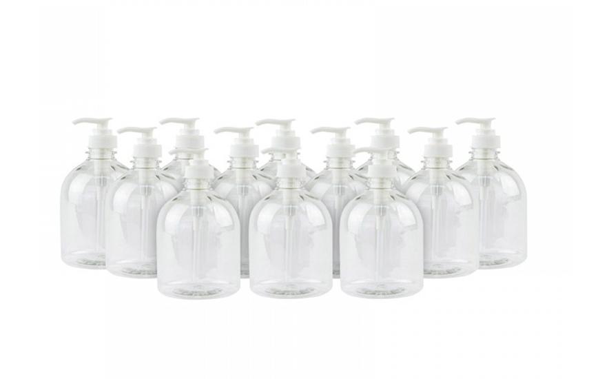 24,4€ από 34,4€ για σετ 12 τεμαχιών Διανεμητές Υγρού με Dispenser 500 ml, κατάλληλοι για σαπούνι, απολυμαντικό gel & σαμπουάν, με Δωρεάν Μεταφορικά
