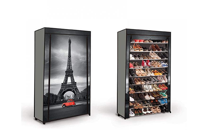 27,5€ από 39,9€ για Stand Αποθήκευσης 50 Ζευγαριών Παπουτσιών, για εξοικονόμηση χώρου & τέλεια οργάνωση, με Δωρεάν Μεταφορικά