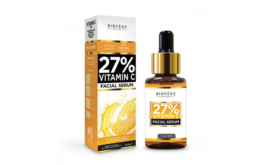 14,5€ από 29,5€ για Ορό Προσώπου Biovene με Βιταμίνη C 27%, για πιο Υγιές Δέρμα από ποτέ, με Δωρεάν Μεταφορικά