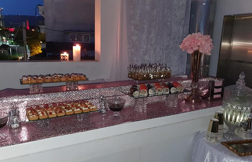 330€ από 510€ για διοργάνωση εκδήλωσης 30 ατόμων (γιορτή, party, εταιρικό event) στον υπέροχο χώρο του ''Candy Cat'', στο Γκάζι