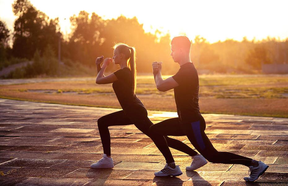 46€ από 80€ για Outdoor Full Body Workout, με ασφάλεια, σε εξωτερικό χώρο στη Βούλα, από το