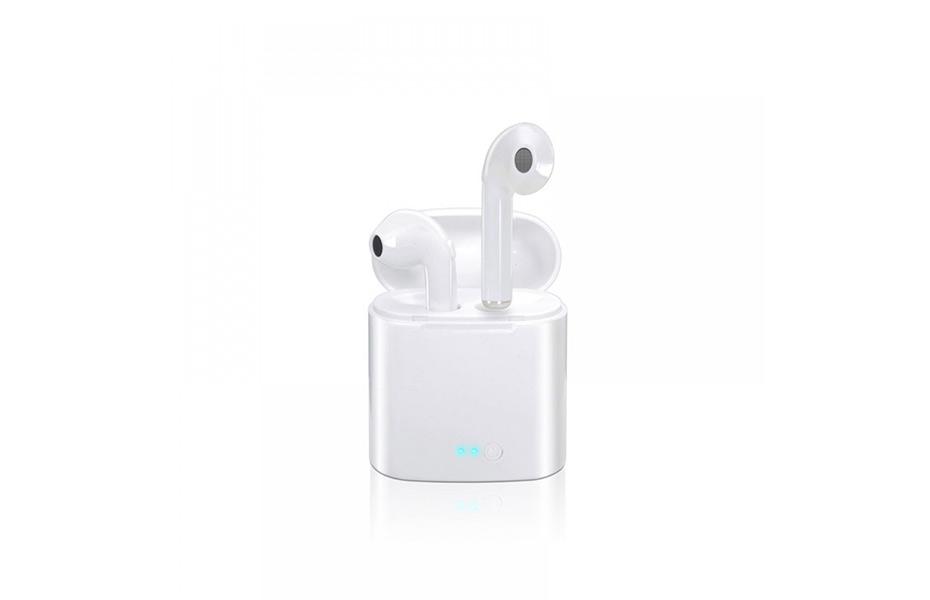 10,9€ από 39,9€ για Ασύρματα Ακουστικά Bluetooth με Βάση Φόρτισης