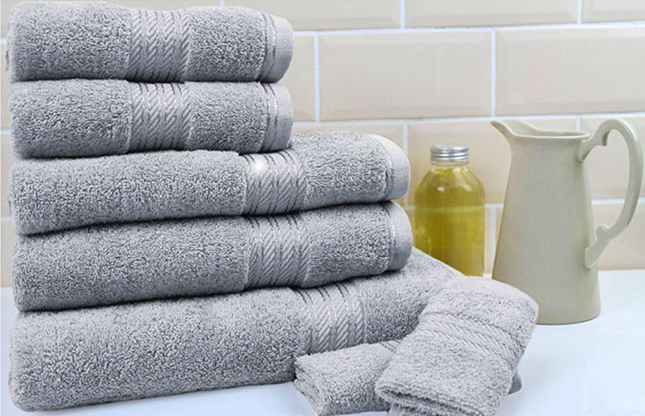 40,9€ από 69,9€ για ενα σετ από 7 Πετσέτες από 100% Αιγυπτιακό Βαμβάκι για καθημερινή χρήση