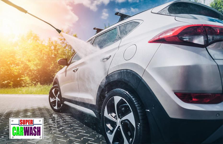 5,9€ από 10€ για πλύσιμο Αυτοκινήτου (μέσα-εξω) & Υγρό Κέρωμα, στο Υψηλής τεχνολογίας πλυντήριο αυτοκινήτων ''Super Car Wash'' στα Βριλήσσια (δίπλα στα Alouette)