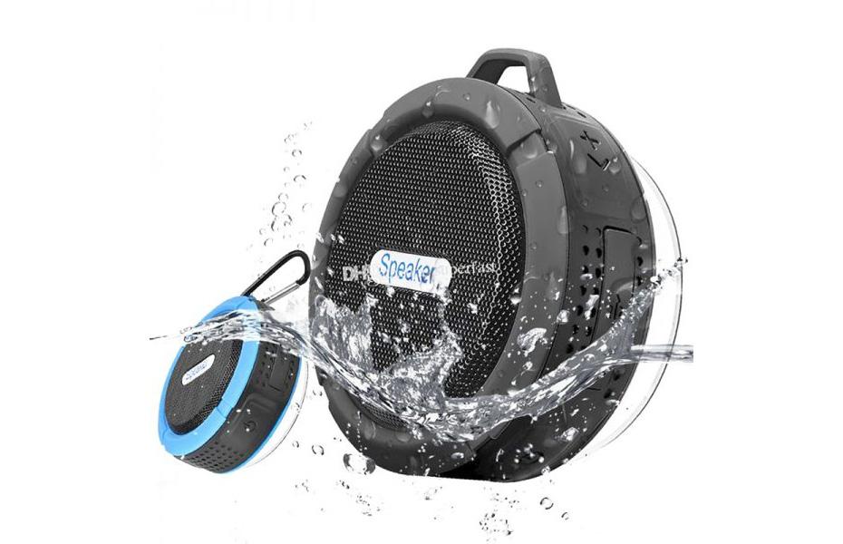 10€ από 15,9€ για ασύρματο, επαναφορτιζόμενο φορητό ηχείο bluetooth  C6 Mini, για να ακούτε μουσική με εξαιρετική ποιότητα ήχου, όποτε θέλετε