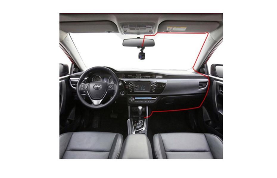 11,9€ από 19,9€ για Κάμερα Αυτοκινήτου με Οθόνη LCD 2.4
