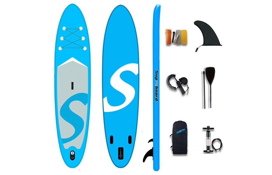 499€ από 1100€ για Premium Φουσκωτή Σανίδα SUP 330x82x15, μέγιστoυ φορτίου 150kg, ιδανική για surfing, ψυχαγωγικό paddling και για παιχνίδι σε μικρά κύματα με άνεση και σταθερότητα! NEA TIMH για τα τελευταία 30 κομμάτια